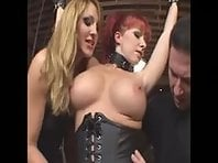 BDSM Couple and their Slavegirl