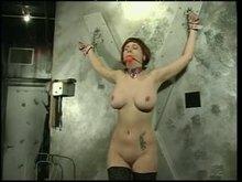 Clothpins and Tit Torture