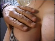 large breasts Punished and Slapped