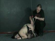Chubby Slave Hardcore Punishment