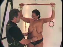 Tit and cunt Punishment