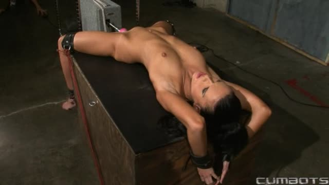 Jennifer Dark - Only Option is to cum
