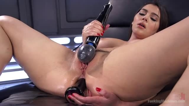 Valentina Nappi on Fucking Machines