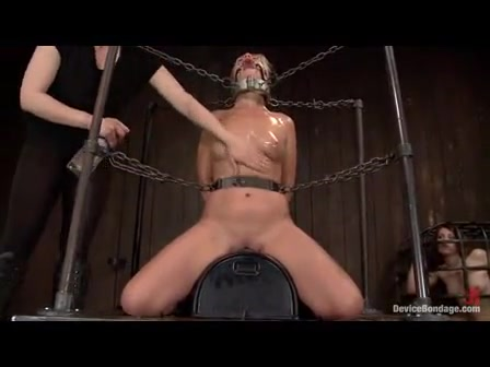 Steel Restraints, Chains and Rough Use