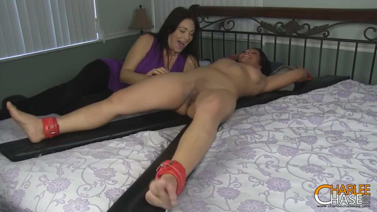 Forced orgasm and tickle torture