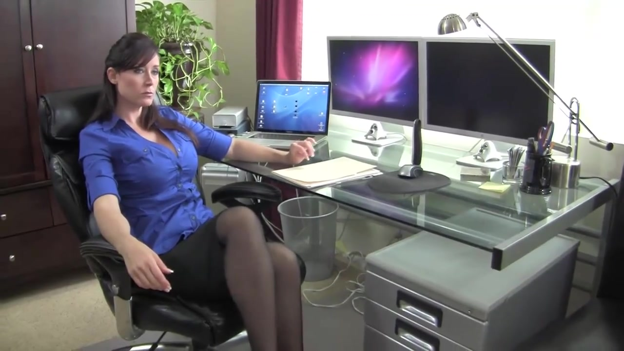 Christina Carter -Bitchy Boss Orgasm Education
