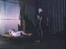 Vintage BDSM pain and torture
