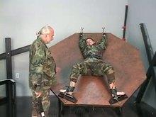 Bondage Wheel Punishment