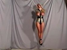 Suspension Restrained and Gagged