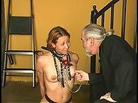 Sex Slave Maya Used