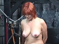 Mature Slave Punished