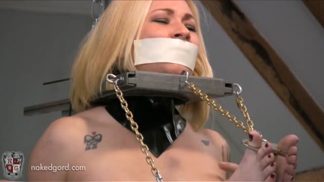 Duct film Gag and Forced climax