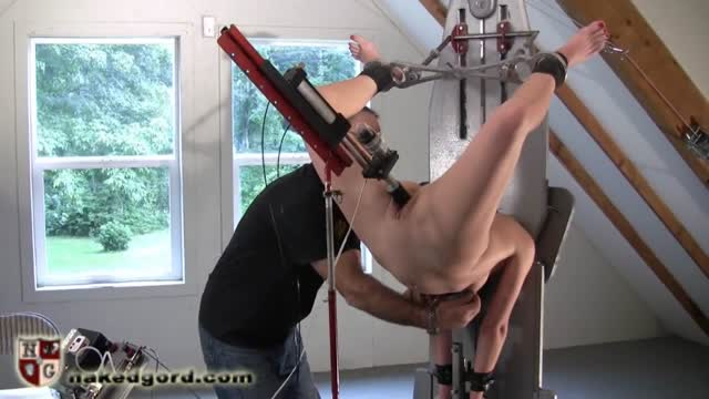 Forced climax in Style!