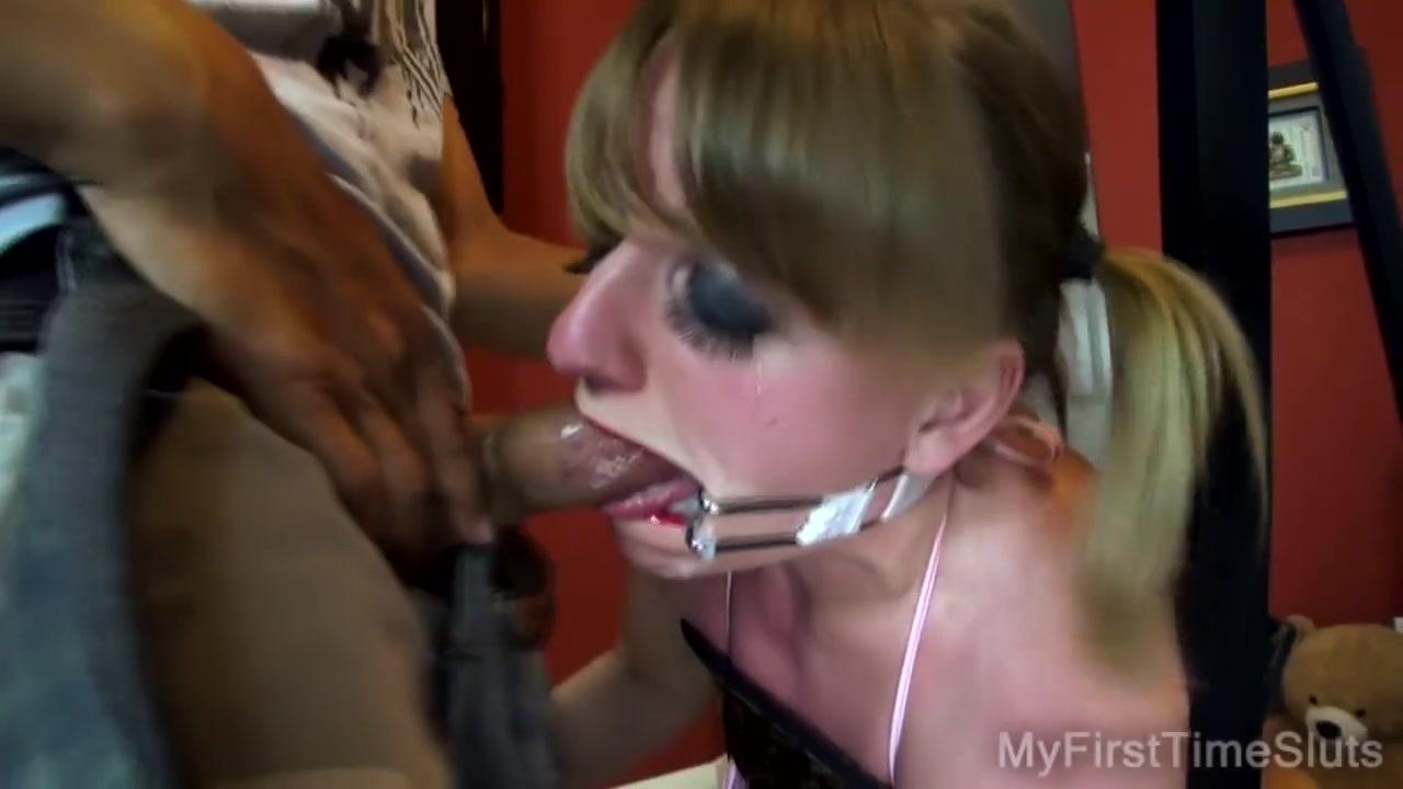 Face fucking the slut