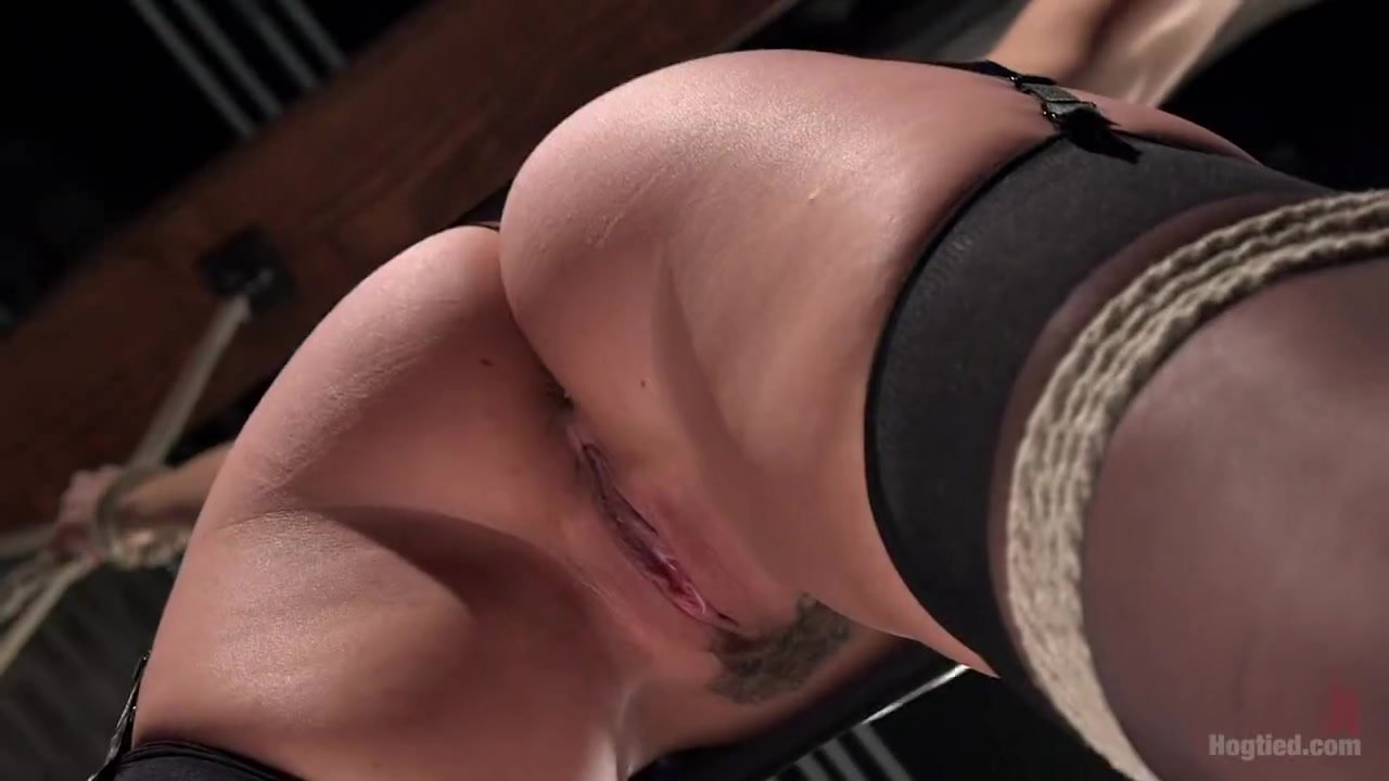 Chanel Preston - Hogtied and Up in the Air