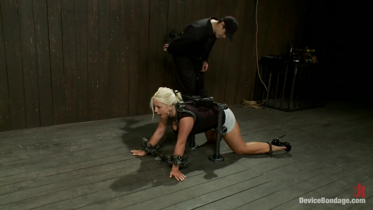 Kait Snow and Metal Restraints