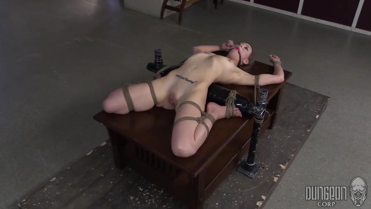 Stretched for punishment