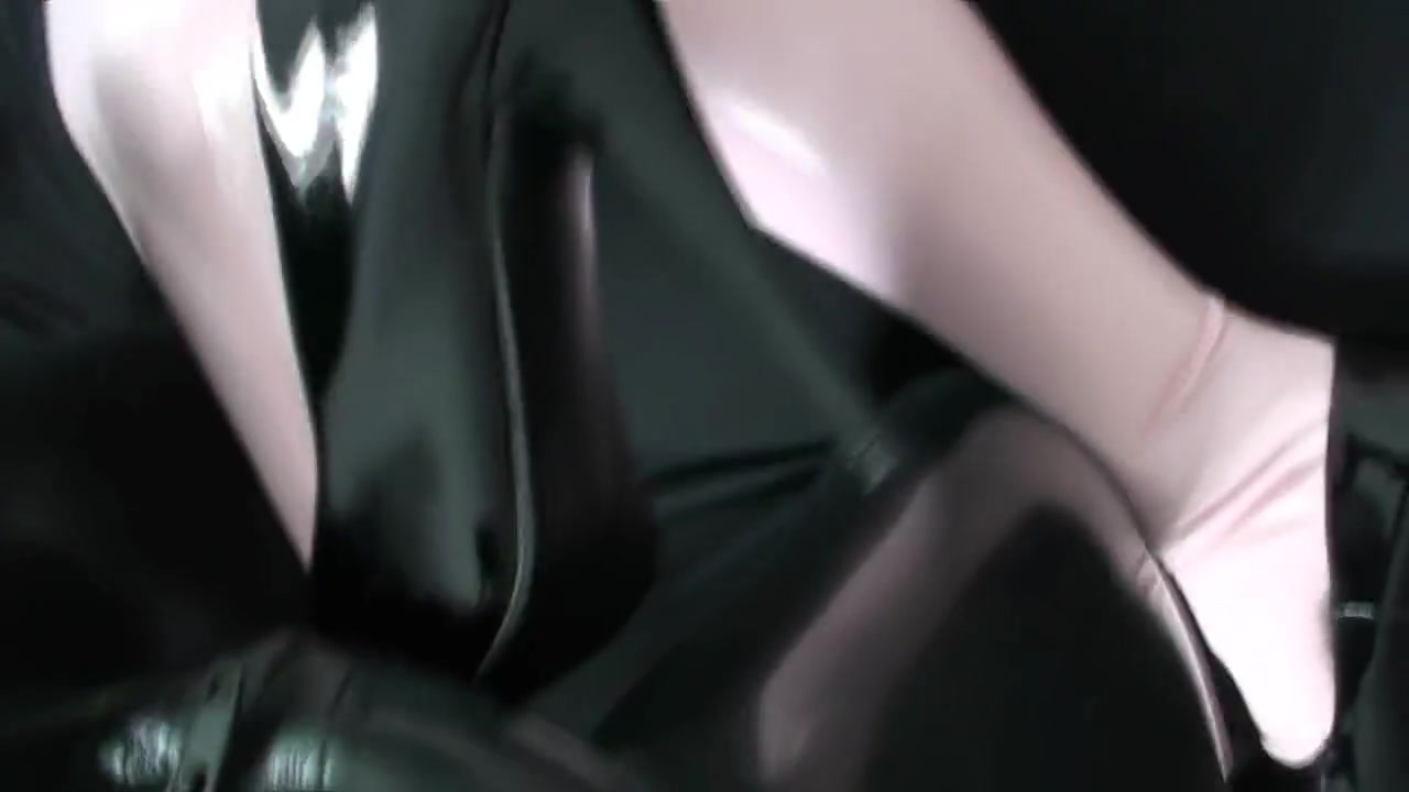 Rubber Doll fucked