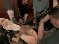 Gangbang Punishment and training