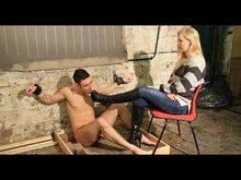 Femdom - boy Slave