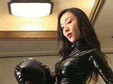 Mistress Reiko and her slave
