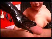 Cruel Mistresses and Gas Mask Slave