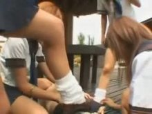 Japanese - School woman Revenge