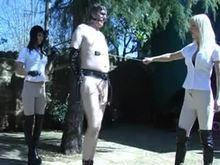 English Femdom - Ponyboy Punishment