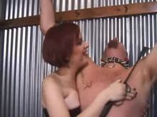 Cigarette Torture and Domination - Femdom