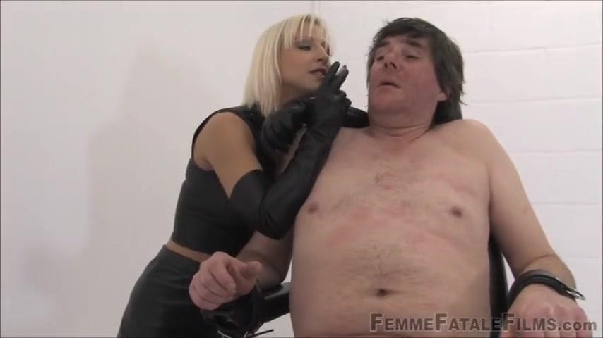 Mistress Vixen - Interrogation - Femdom Torture