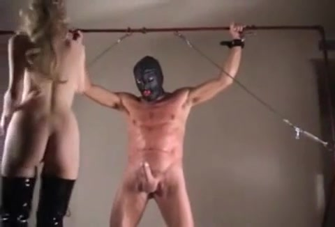 Bdsm male slave punishment hot nude