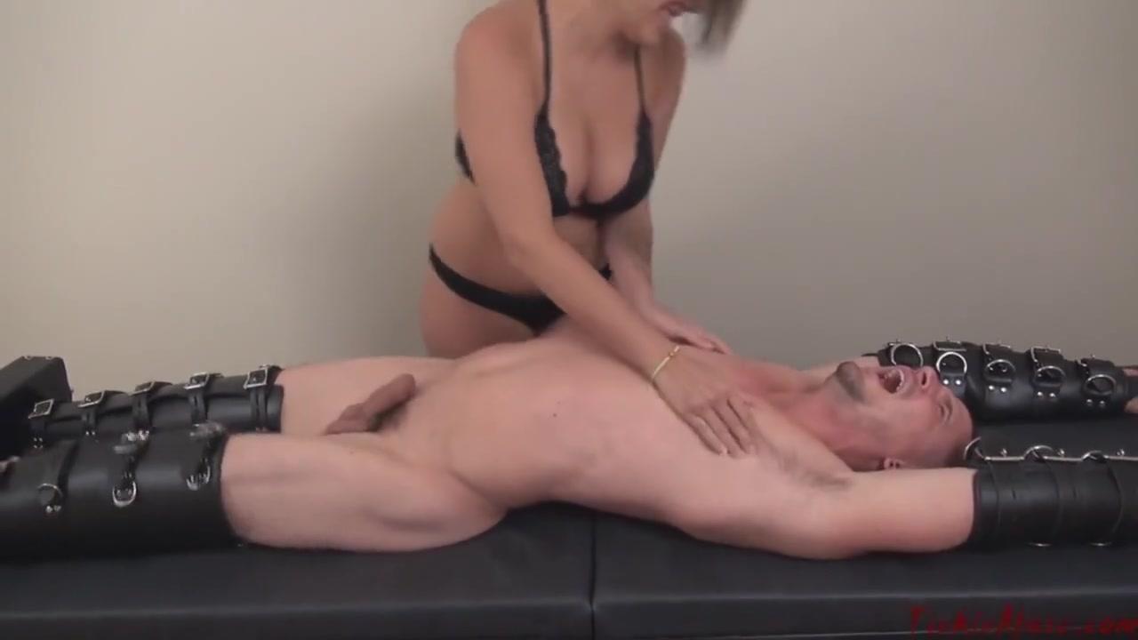 Femdom Tickle Torture