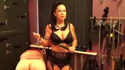 Brutal Punishment from Evil Mistress