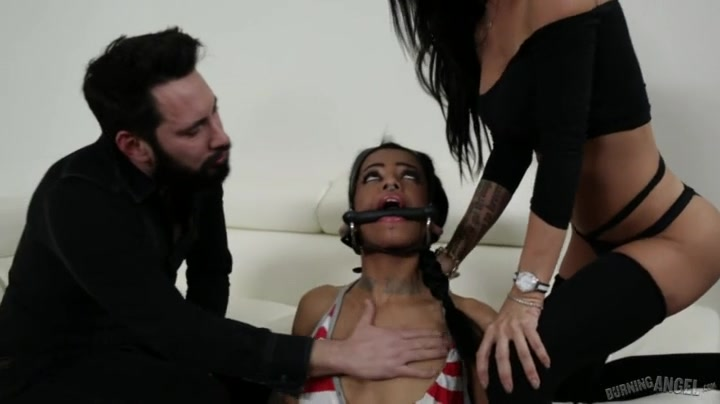 Training the girl