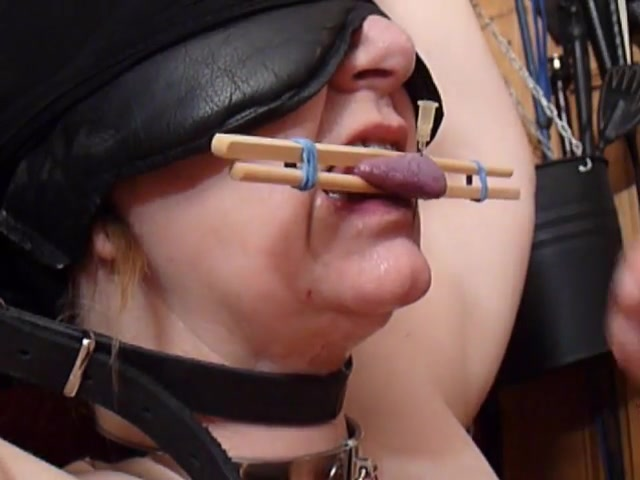 Tongue Needle Torture