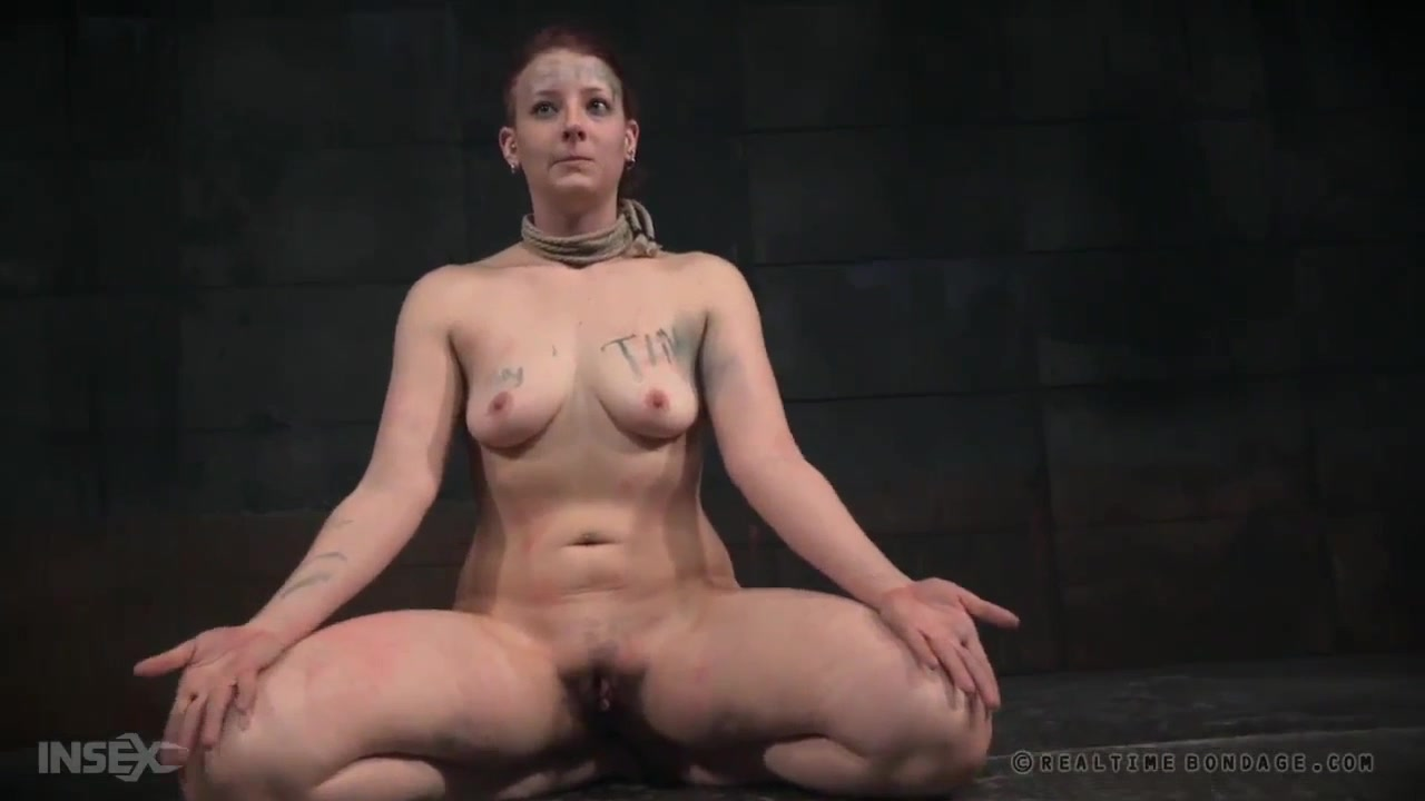 Kel Bowie - Self bondage part 3