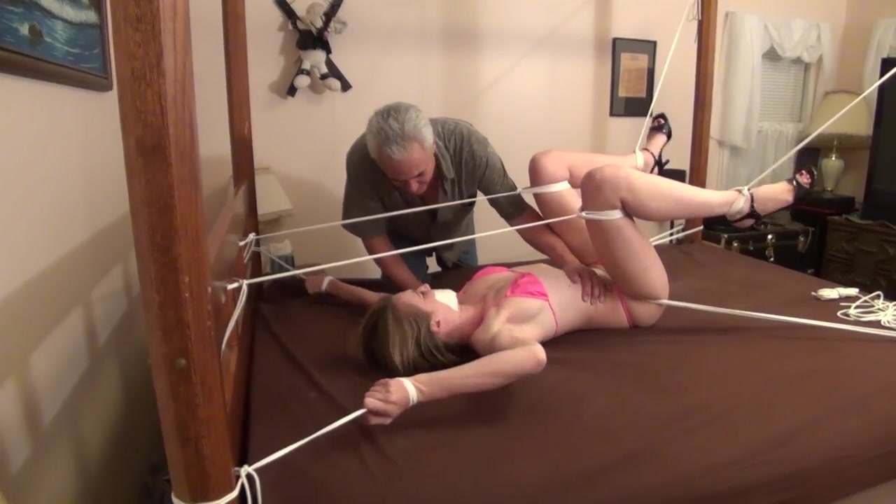 Ashley Bikini and Bondage