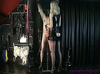 Standing Humbler by Domina Governess