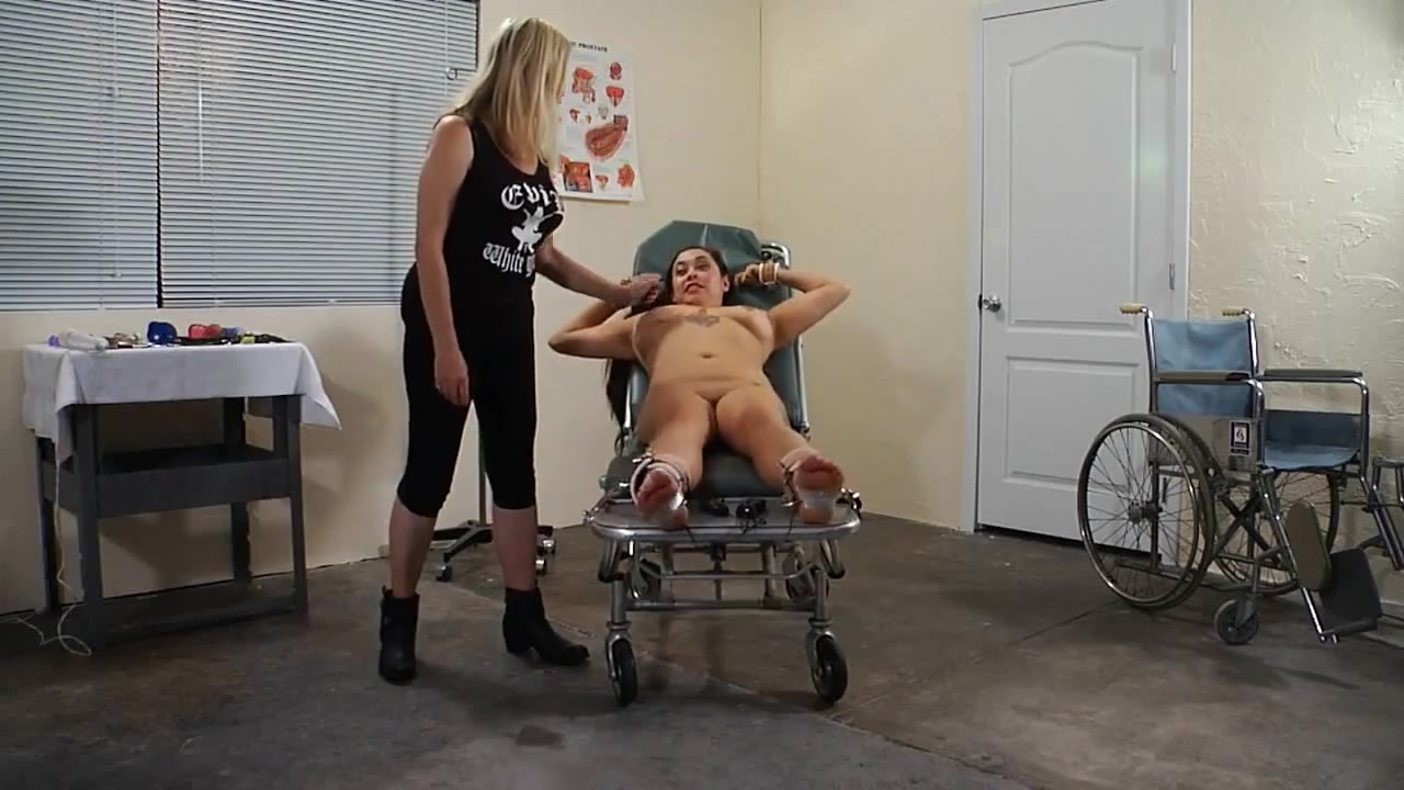 Tickle torture treatment