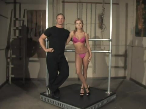 Ginger Lee - drilled and Bound