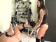 Empress Cruel - Extreme Ball Torture and Pegging