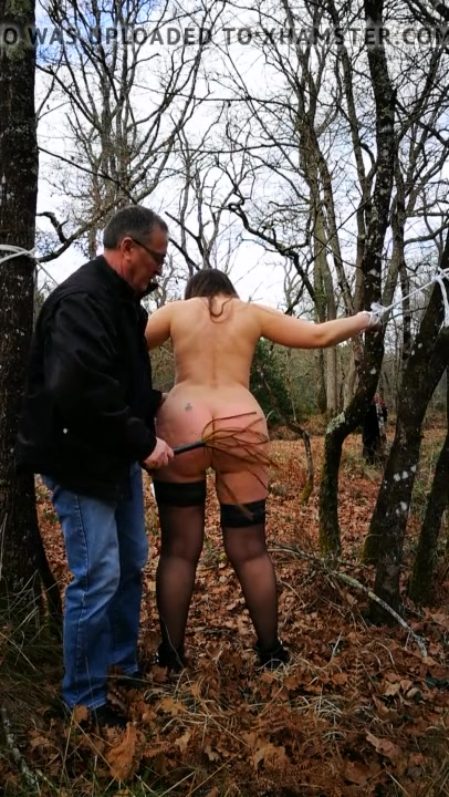 Punishment in the woods