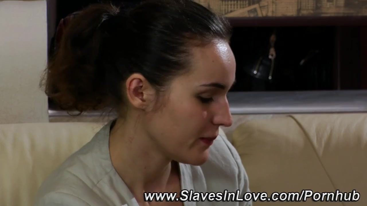 Slave in Love Punishing Herself
