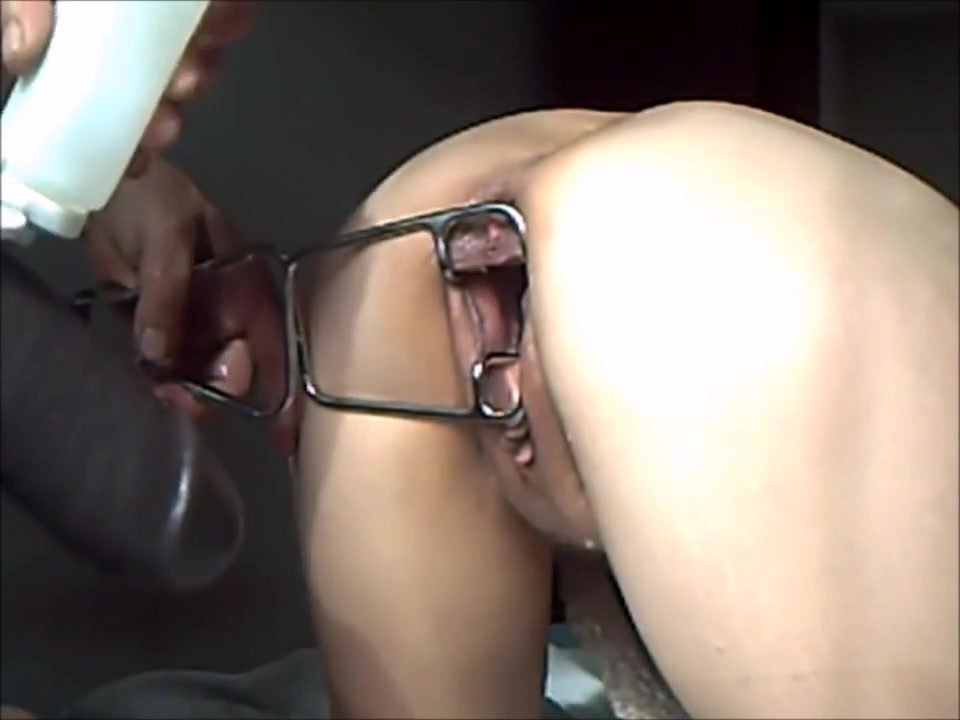Extreme Anal Insertion