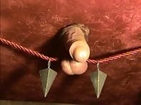 Gloryhole CBT and Handjob Part 2