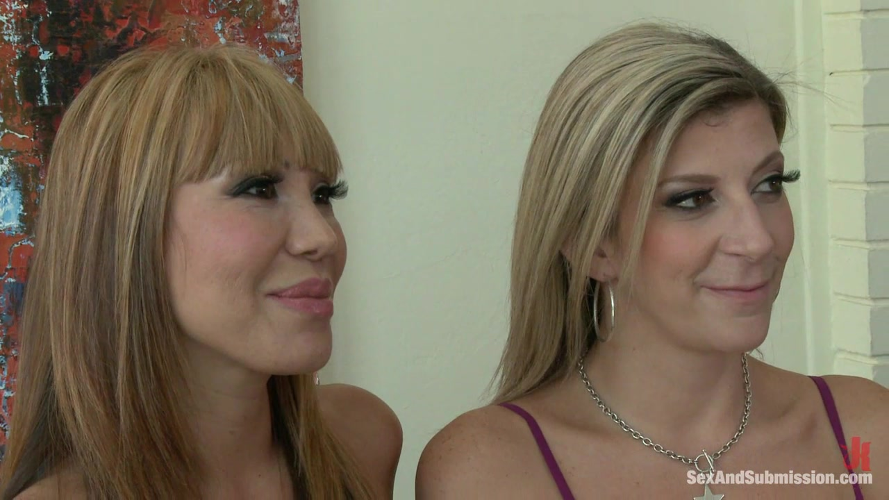 Ava Devine and Sara Jay - Bound and Used