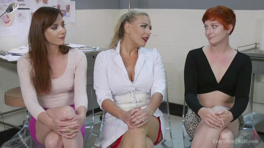 All Anal - Rosie Angel with Audrey Holiday