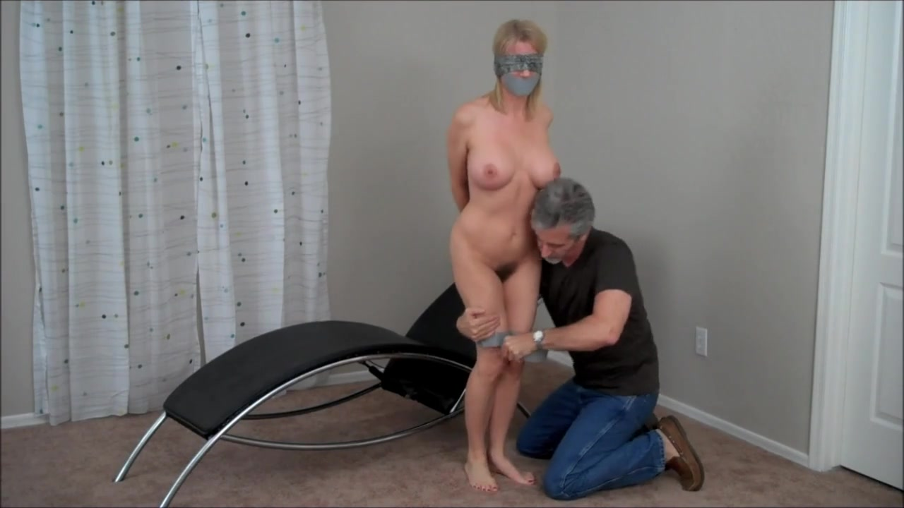 MoRina Taped and Tickled