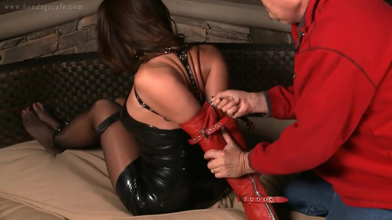 Akira lane - Bondage and cumming Torture