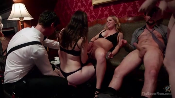Cherry Torn, Nora Riley, Aiden Starr and Ramon Nomar